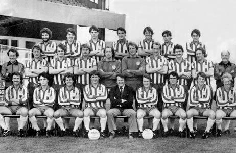 Team Pic 1980 - 1981
