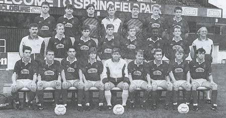 Team Pic 1990 - 1991