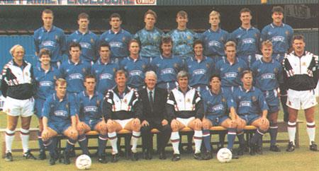 Team Pic 1992 - 1993