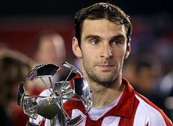 Mauro Boselli signs a four year contract with Wigan Athletic