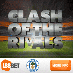 Click here to go to the 188bet site
