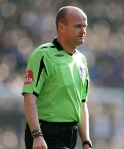 Lee Mason - Premiership Referee