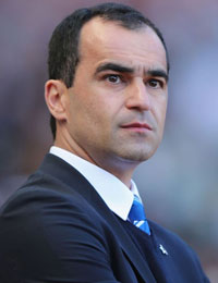 Compensation agreed with Everton for Roberto Martinez
